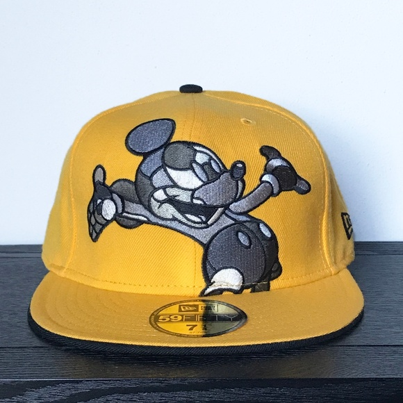 New Era Other - New Era Bloc 28 Mickey David Flores Hat - 7 1/4